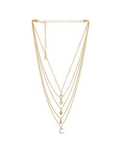 Ожерелье из золота Ettika