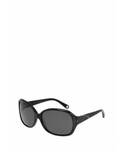 Муслиновые черные солнцезащитные очки Enni Marco
