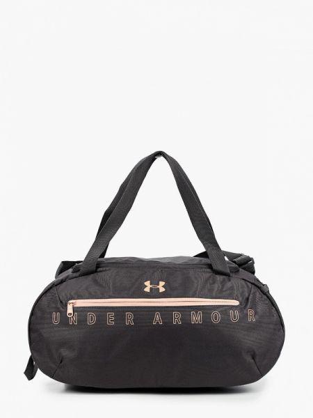 Спортивная сумка черная весенний Under Armour