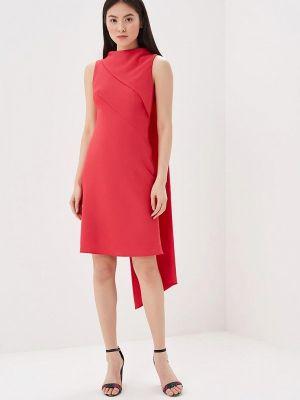 Розовое вечернее платье Karen Millen