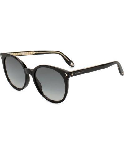 Солнцезащитные очки стеклянные с логотипом Givenchy
