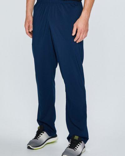 Спортивные брюки прямые с карманами Reebok