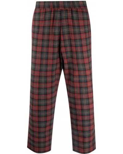 Spodnie bawełniane z printem Goodfight