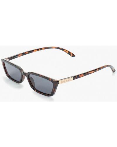 Солнцезащитные очки 2019 коричневый River Island