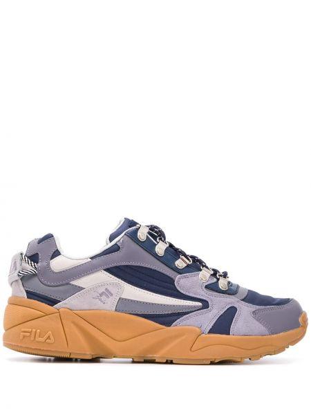 Фиолетовые кроссовки Astrid Andersen