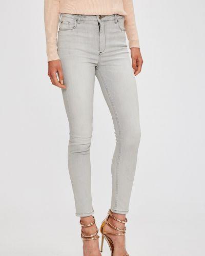 Серые джинсы-скинни Silvian Heach