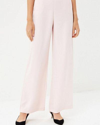 Розовые брюки расклешенные Love Republic