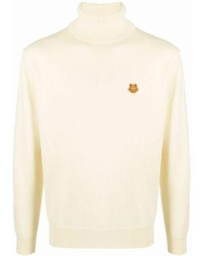 Sweter - żółty Kenzo