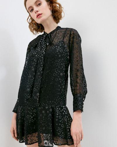 Черное вечернее платье The Kooples