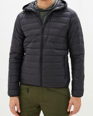 Зимняя куртка черная осенняя Anta