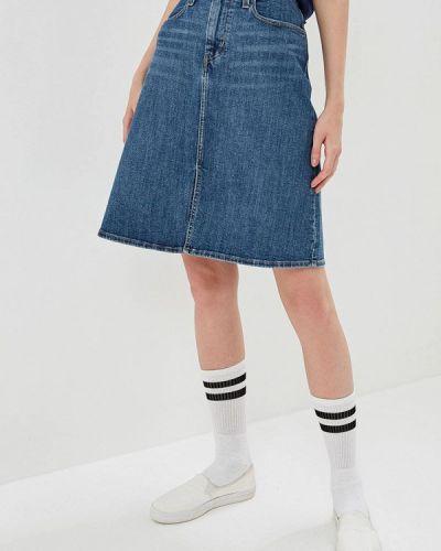 Синяя джинсовая юбка Levi's®