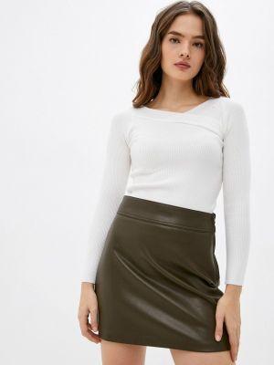 Пуловер - белый Goldrai