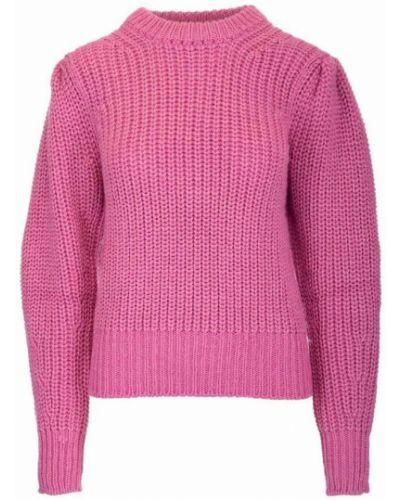 Sweter - różowy Isabel Marant Etoile
