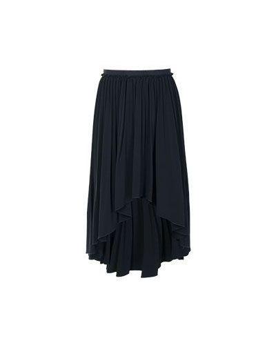 Плиссированная юбка миди вечерняя Patrizia Pepe