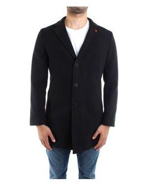 Płaszcz przeciwdeszczowy - czarny Manuel Ritz