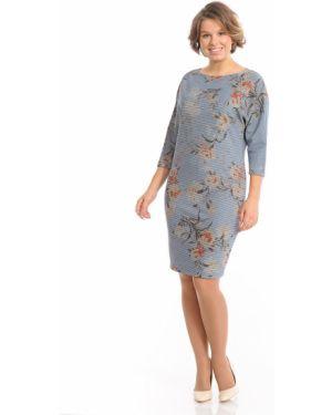 Трикотажное платье Merlis