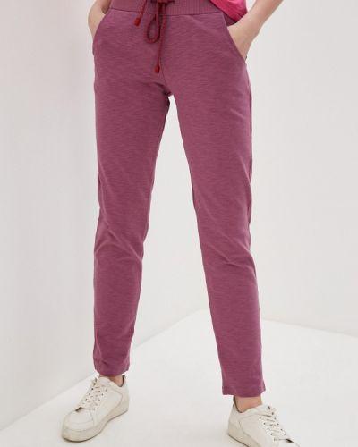 Фиолетовые спортивные брюки D.s