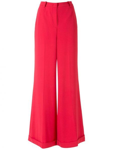 Широкие брюки - красные Eva