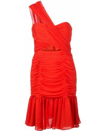 Платье миди с цветочным принтом с длинными рукавами Jill Jill Stuart