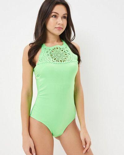 Зеленый купальник Phax