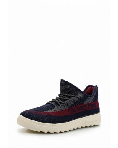 Синие кроссовки Tesoro