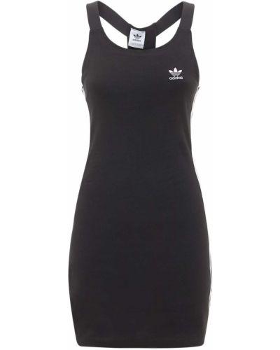 Czarna sukienka Adidas Originals