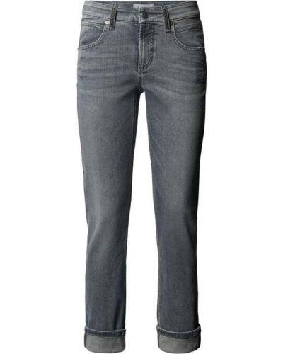 Mom jeans bawełniane Cambio