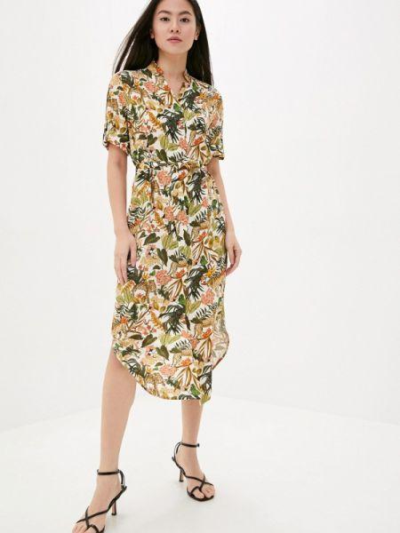 Платье - коричневое Steinberg