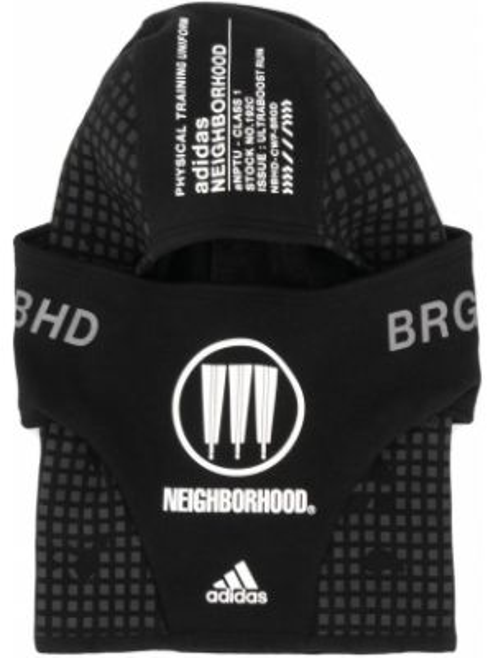 Kominiarka czarny Adidas