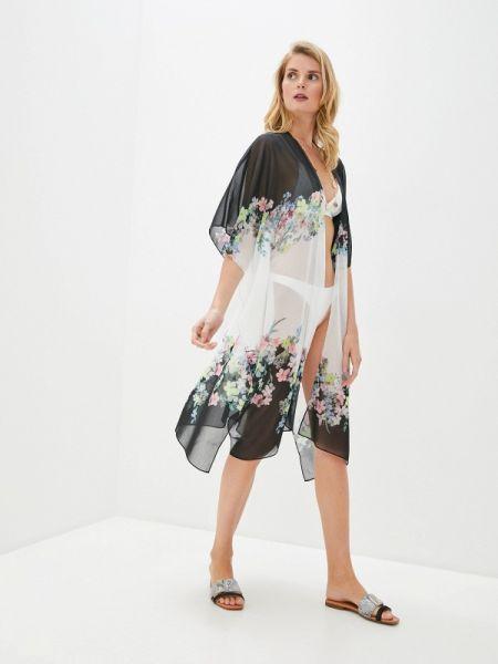 Пляжное платье черное весеннее Ted Baker London
