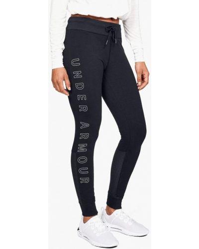 Спортивные брюки черные весенний Under Armour