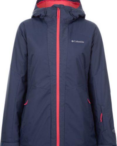 Утепленная куртка горнолыжная с капюшоном Columbia