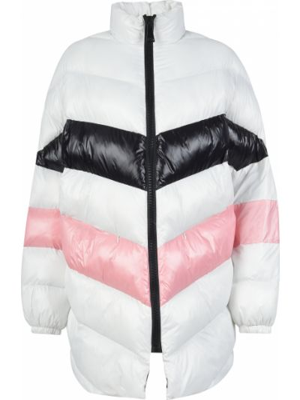 Куртка осенняя белая Front Street 8