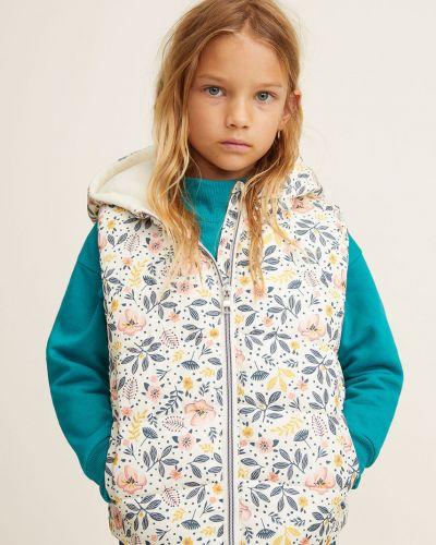 Куртка прямая с подкладкой Mango Kids