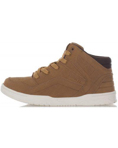 Высокие кеды кожаный для обуви Termit