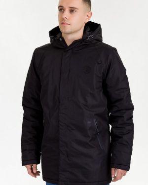 Утепленная куртка - черная Hummel