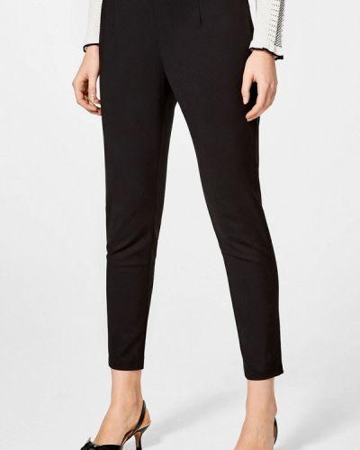 Черные классические брюки Pedro Del Hierro