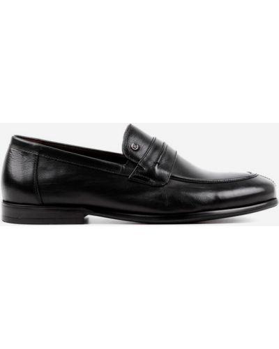 Черные туфли Leberdes