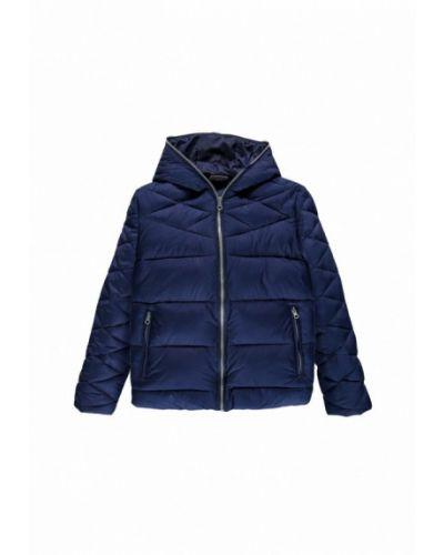 Синяя куртка теплая Mek