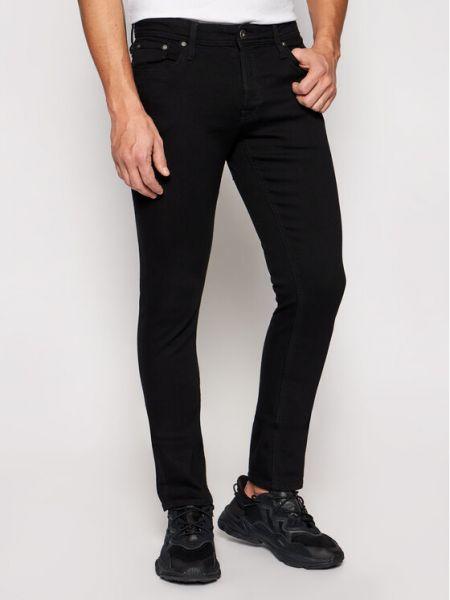 Mom jeans - czarne Jack&jones