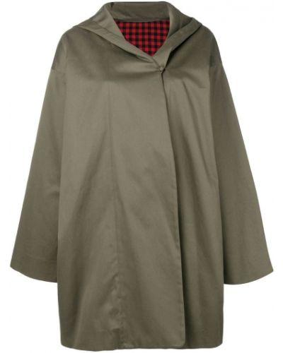 Армейское пальто айвори Daniela Gregis