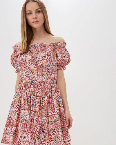 Платье - красное L1ft