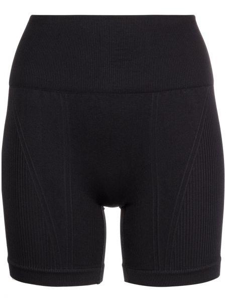 Трикотажные шорты - черные Alala