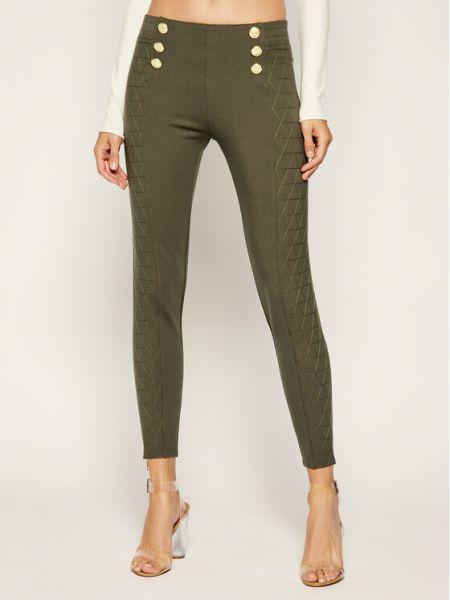 Spodnie materiałowe - zielone The Kooples