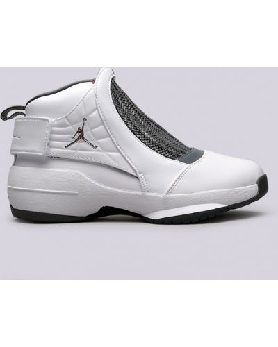 Белые кроссовки баскетбольные Jordan