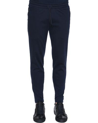 Спортивные брюки хлопковые Emporio Armani