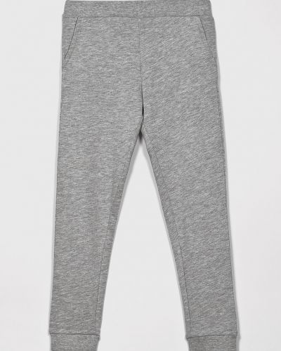 Брюки эластичные серые Guess Jeans