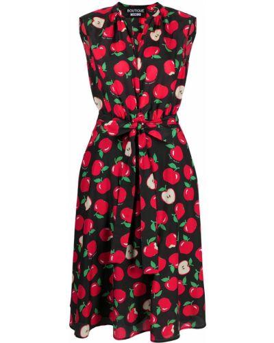 Sukienka bez rękawów Boutique Moschino
