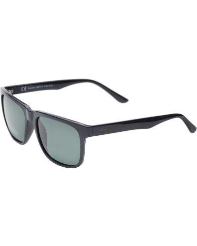 Солнцезащитные очки черные зеленый Invu