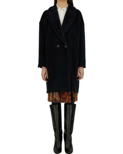 Czarny płaszcz Iblues